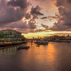 River Thames - Sunset