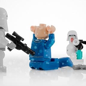 STAR WARS Lego Advent photos