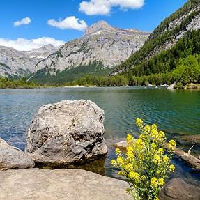 X-T2 and Mountain Lake