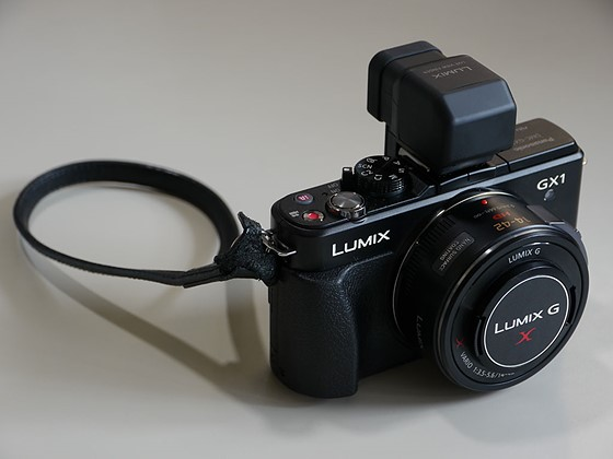 Image result for gx1 with 14-42 MKII