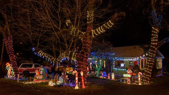 Redneck Christmas Lights.Merry Redneck Christmas 2012 Nikon Dx Slr D40 D90 D3000