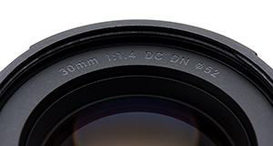 Sigma 30mm F1.4 DC DN Contemporary lens review
