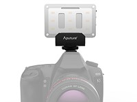 Aputure Amaran AL-M9 is a pocket-sized adjustable LED fill light