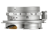 Leica re-launches the miniature Summaron 2.8cm F5.6 lens for the M system