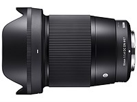 Sigma 16mm F1.4 DC DN for Micro Four Thirds impressions