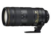 Nikon's official D850 lens recommendation list