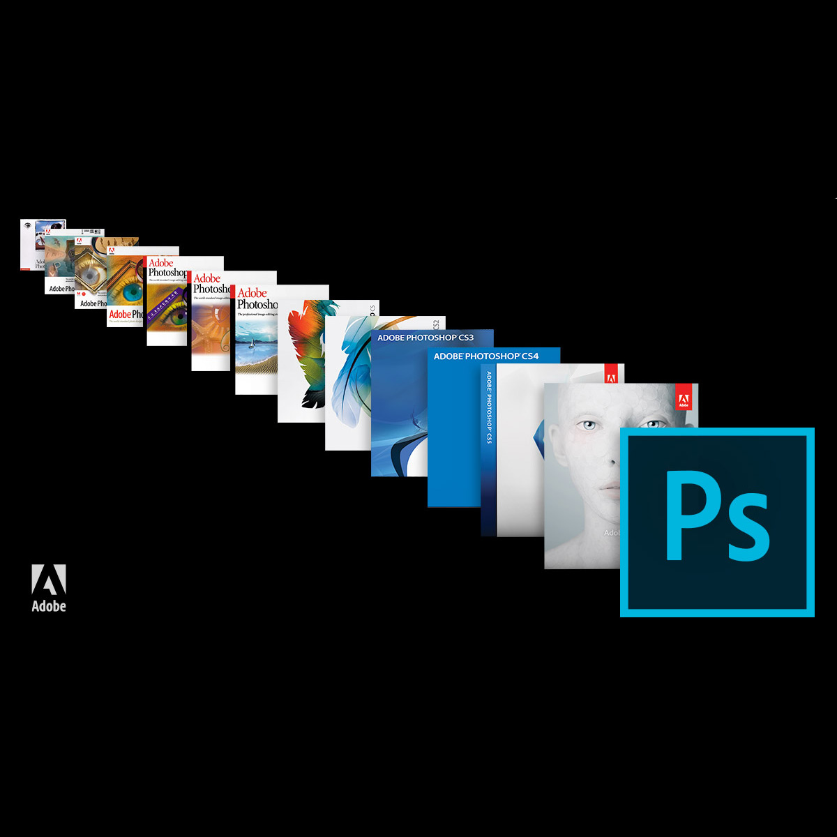 Adobe celebrates 25 years of Photoshop: Digital Photography