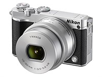 Nikon releases firmware update for 1 J5 mirrorless system camera