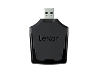 Lexar launches USB 3.0 card reader for XQD storage