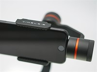 Vimble S is an intelligent smartphone gimbal with physical camera controls