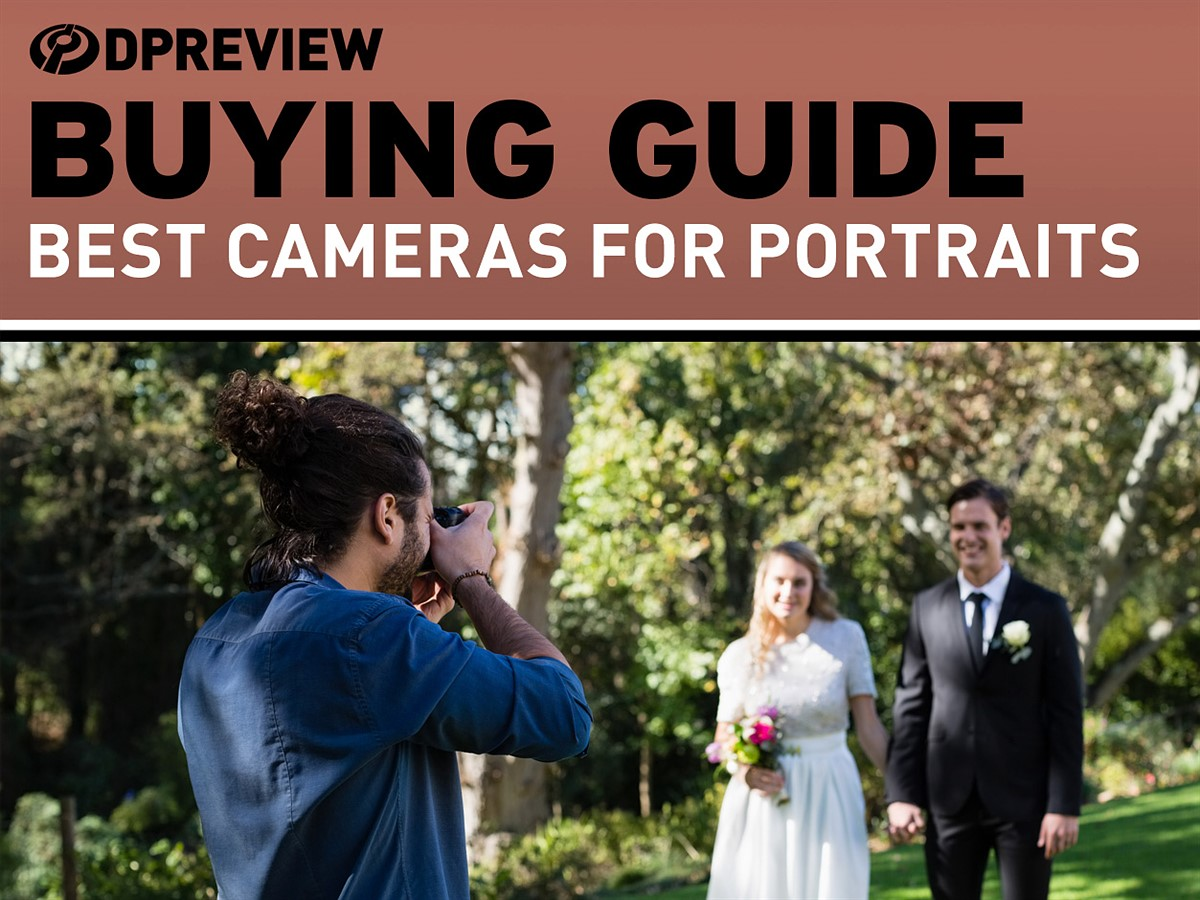 The best cameras for portraits in 2019