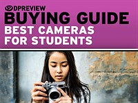 Buying Guide: Best cameras for students