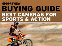 Buying Guide: Best cameras for sports and action