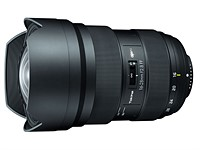 Tokina releases 16-28mm wide zoom with constant F2.8 aperture