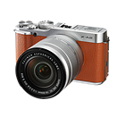 Fujifilm announces X-A2 with selfie-friendly LCD