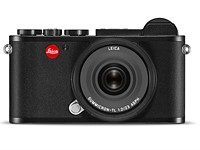 Leica CL brings built-in viewfinder, conventional control layout to L lineup