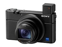 Sony reveals Cyber-shot DSC-RX100 VII super-compact with 90 fps bursts and mic socket