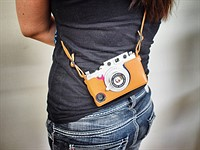 An iPhone case for Leica lovers