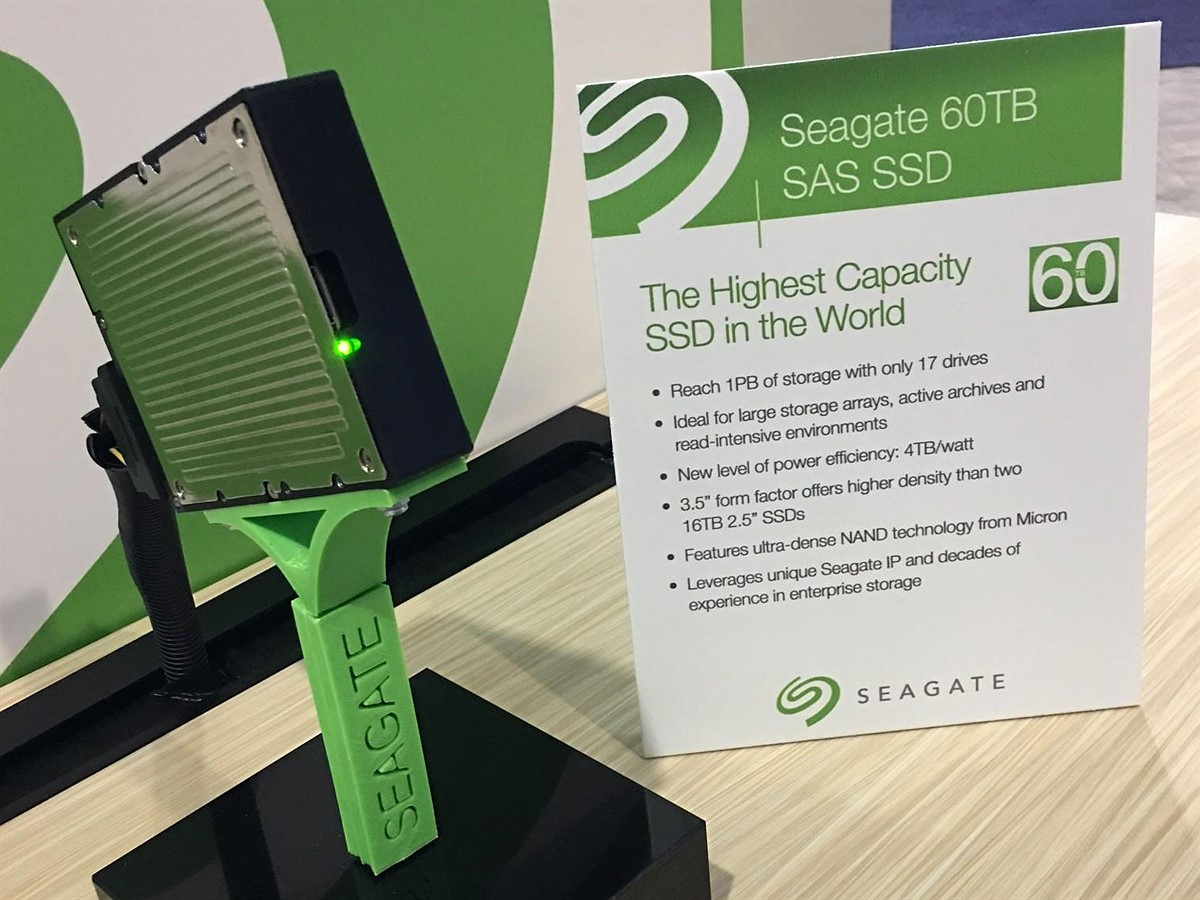 Seagate Launches 60tb Ssd Worlds Highest Capacity Solid State To Make It More Fun We Going Tear Pieces Pretty New 1tb Drive Digital Photography Review
