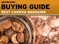 Find great cameras for less money in our updated 'best bargains' buying guide
