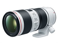 Canon launches updated EF 70-200mm F4L IS II