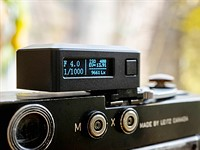 Film Fridays: A new shoe mount light meter -  meet the Keks EM-01