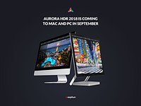 Macphun unveils Aurora HDR 2018: Will come to Mac and PC with new tools and UI