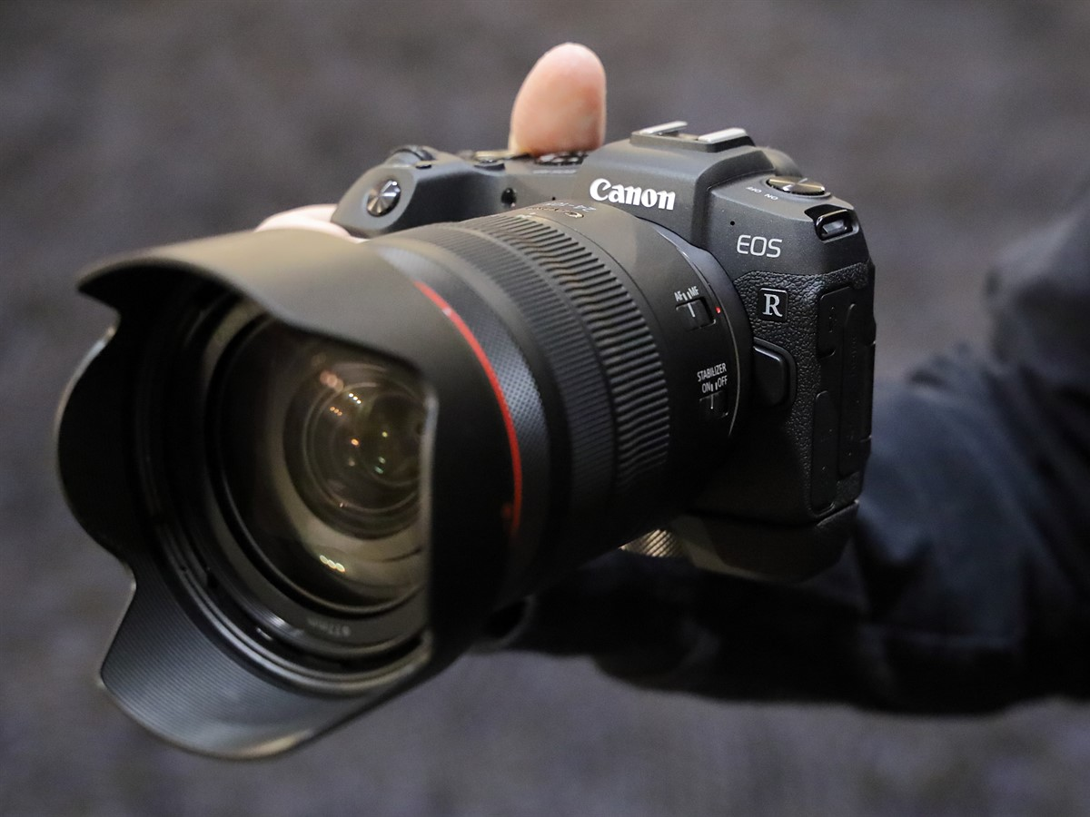 Hands On With The Canon Eos Rp Digital Photography Review