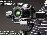 Best cameras for videographers in 2021