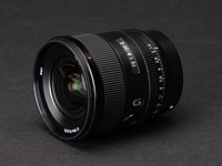 Sony introduces FE 20mm F1.8 G ultra-wide prime lens
