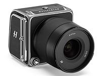 Hasselblad updates CFV digital back for V-system film cameras, produces tiny 907X body