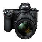 Nikon Z6 is a lower resolution, less expensive Z7