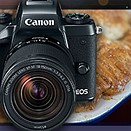 Food photography with Ashley Rodriguez and the Canon EOS M5