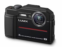 Panasonic Lumix TS7/FT7 is the first rugged compact camera with a built-in EVF