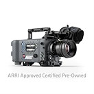 ARRI starts certified pre-owned program for second hand cinema cameras