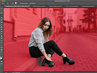 Adobe shows off AI-powered subject selection, coming soon to Photoshop CC