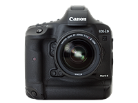 Canon catching up? Canon EOS-1D X II tested in our studio