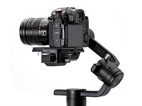 Review: DJI Ronin-S gimbal stabilization system