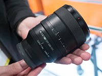 Hands-on with Sony 100mm F2.8 STF G Master and FE 85mm F1.8 lenses