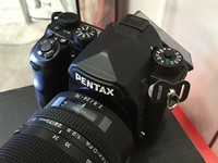 Life in a glass case: We peer at new Pentax full-frame DSLR