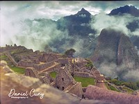 Film Fridays: Photographing Machu Picchu on a panorama film camera