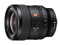 Sony announces lightweight FE 24mm F1.4 G Master prime
