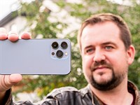 DPReview TV: iPhone 13 Pro review - shot on the iPhone 13 Pro!