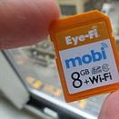 Eye-Fi Mobi expands to 32GB version