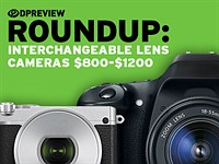 2016 Roundup: Interchangeable Lens Cameras $900-1200