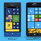 Fresh phones coming from Samsung, HTC, Fujitsu and Casio