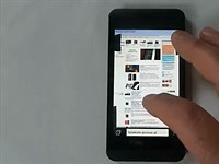 Blackberry Z10 video walk-through leaked on Austrian website