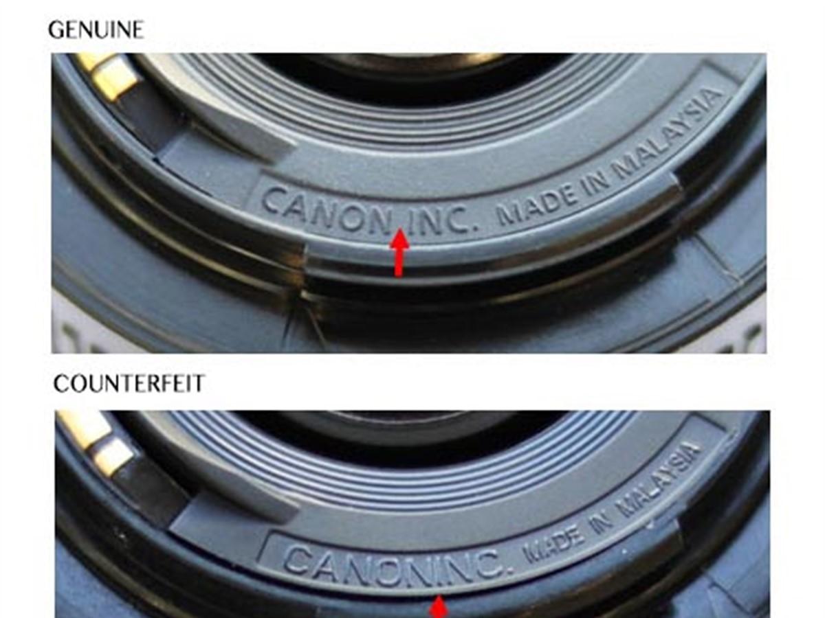 rim till 40 års kalas Canon advisory warns of counterfeit EF 50mm F1.8 II lenses  rim till 40 års kalas