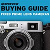 2019 Buying Guide: Best fixed prime lens cameras