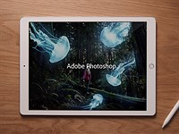 Adobe is sending out beta signups for its upcoming Photoshop for iPad
